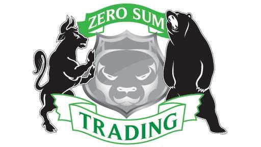 Option trading zero sum game