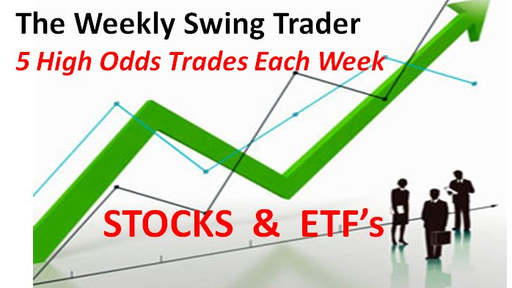 Swing trading weekly options